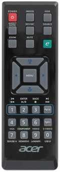 Пульт Acer X111/X1110/X1140/X1240/X1340 и др проекторов