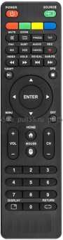 Пульт Hartens HTV-32HDR03B/05b-S2, HTS-39HDR03B/05B-S2, HTS-43FHD05B-S2 и др ТВ