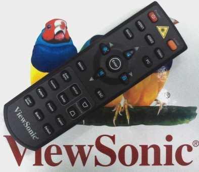 Пульты проекторов ViewSonic серии Pro
