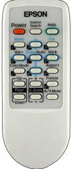 Пульт Epson EB-S6/s62/x6/x62, EMP-S5/x5 и др проекторов