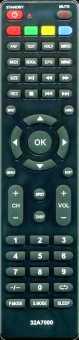 Пульт для Dexp 32A7000 и др ТВ