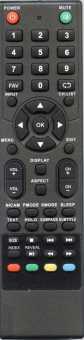 Пульт Fusion FLTV-32T22, Supra LTV-32L40B, Bravis LED-EH4720BF и др ТВ