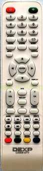 Пульт Dexp F24D7100E/W, F22D7100E/W, H20D7100E/W, H19D7100E/W и др ТВ
