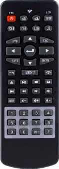 Пульт MyDean серии 7xxx, Phantom серии DV/AD/CE, Daystar DS и др. автомагнитол