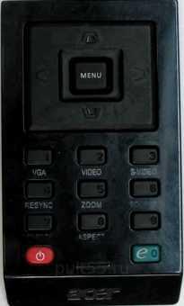 Пульт Acer X110p/X111p/X112 и др. проекторов