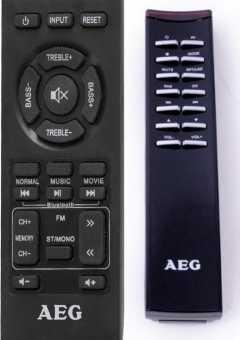 Пульты акустики AEG