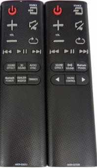Пульты Samsung AH59-02631a/e/j, AH59-02692A/e/h/p и др. акустики