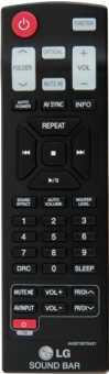 Пульт LG AKB73575421 NB2530 /3530/3531/3532/4530/4532B sound bar