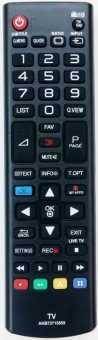 Пульт LG AKB73715659, AKB73715671 и др. ТВ