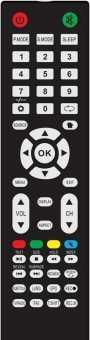 Пульт SUPRA STV-LC32LT0110W/-LC24LT0010W  и др TV