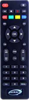 Пульт Байкал HD970/971/980/981и др. ТВ приставок DVB-T2