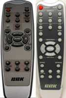 Пульты BBK RC-036R, RC-041R, RC-116R и др. акустики
