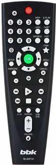 Пульты BBK RC-DVP100/101, RC138 и др. DVD