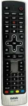 Пульт RC-LEM110 BBK 32LEM-1052/FTS2C/-1066/TS2C/-1068/TS2C, 40LEM-1052/FTS2C и др. ТВ