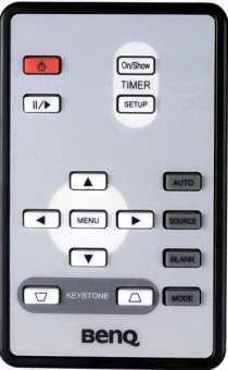 Пульты BenQ MP510/610/611C/620/721C/720P, BP6240, CP-220 и др