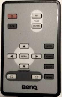 Пульт BenQ BP6240, CP220, MP510,MP610, MP611C, MP620P, MP721C и др. orig.