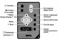 Пульт BenQ PB6210/6110, PB2140/2240 проекторов