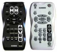 Пульты проекторов Casio