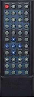 Пульты Challenger CH-8036/-8037/8053/9801 и др. автомагнитол