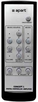 Пульты APart Audio акустики