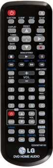 Пульт LG COV30748103 и др. audio