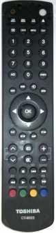 Пульт Toshiba CT-8023 32KL934R/933R, 32DL834R/833R и др TV/DVD