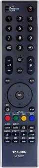 Пульты Toshiba CT-90344, CT-90327 ТВ