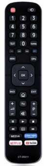 Пульт CT-95011 для TOSHIBA 43U5069, 50U5069, 55U5069, 65U5069 и др. ТВ