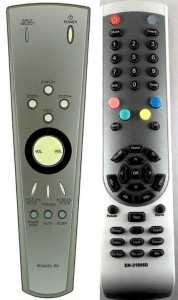 Пульты Daewoo plazma TV и др