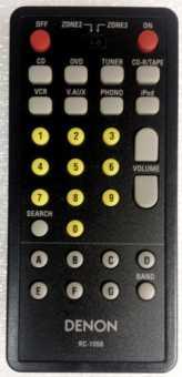 Пульт RC-1056, DRA-397P, DRA-697CI, DRA-700AE и др.