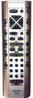 Пульт Denon RC-933 CD ресивера