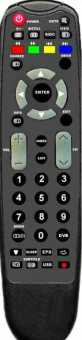 Пульты  Doffler 55AF30-T2, Dexp 40A7000, 50A7000 и др TB