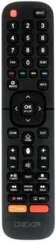 Пульт Dexp U50E9000Q, U55E9000Q и др ТВ