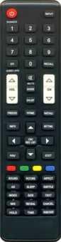Пульт Dexp H32B8200K, F40B8300K, F49B8200K, F55B8200K и др ТВ