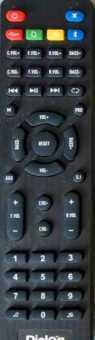 Пульт Dialog AP-540, AP-555 и др. акустики