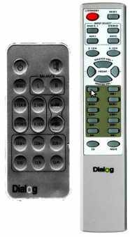 Пульты для акустики DIALOG