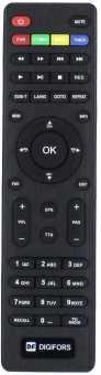 Пульты Digifors HD 50 Ali, HD 70, HD 100 и др. DVB-T2