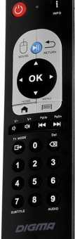 Пульт Digma HDMP-605, HiMedia Q1-Q3, Q5/6, Q10 медиаплееров