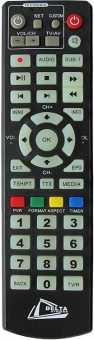 Пульт Delta Systems DS-950/ -750/540HD ТВ приставок DVB-T2