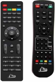 Пульты Delta Systems DVB-T2 ТВ приставок