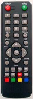Пульт Eplutus DVB-118T  и др. ТВ приставок
