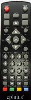 Пульт Eplutus DVB-146T,  DVB-125T/-119T  и др. ТВ приставок