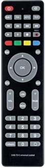 Пульт универсальный DVB-T2, SAT
