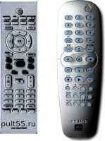 Пульты DVD-рекордеров Philips