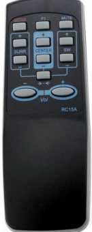 Пульты Edifier RC16/RC15a акустики S5.1/R501