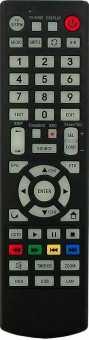 Пульты Ellion HMP-1000X/-550h, HMR-500H и др.