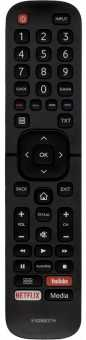 Пульт Dexp EN2BB27DE, H32E8000H, F43E8000H, U50E9000H и др ТВ