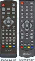 Пульты Eplutus DVB-137T- 139T и др ТВ приставок