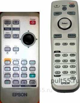 Пульты проекторов Epson прочие