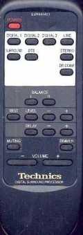 Пульт Technics EUR645403 для SH-AC500D